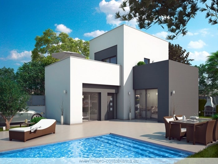 Villas Contemporaines Neuves Vendre Costa Blancamcb