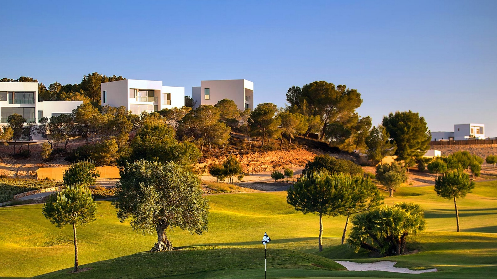 Villas sur golf - Alicante - Costa Blanca
