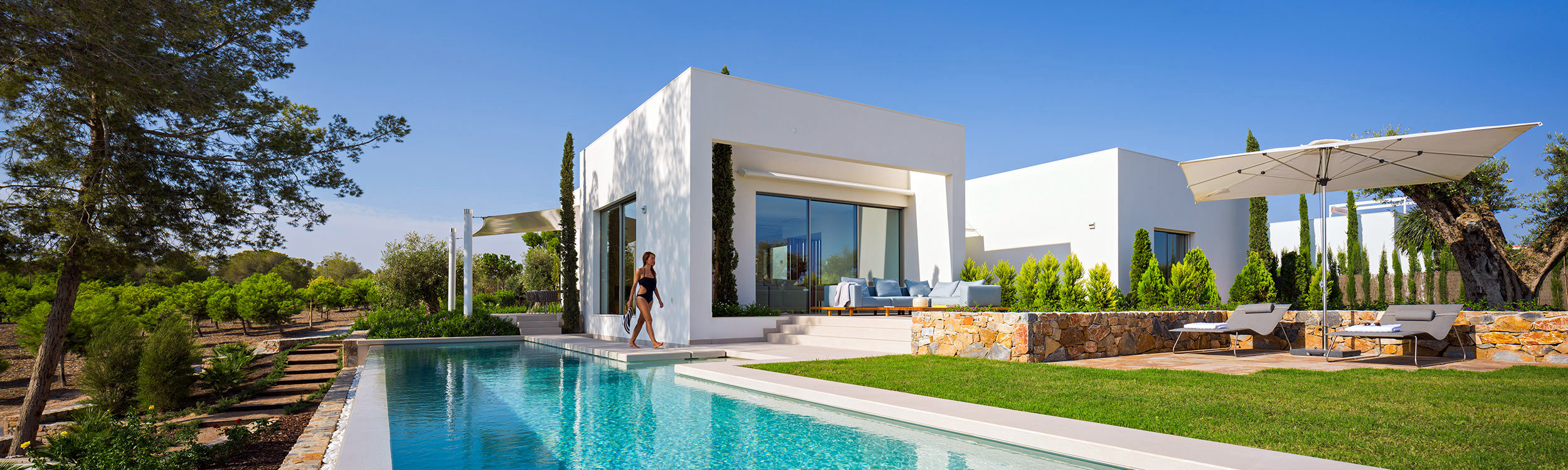 Programme immobilier neuf sur golfmcb immobilier costa blanca for Immobilier maison
