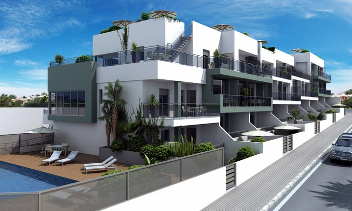 Appartement Natura Pinet - MCB immobilier Costa Blanca