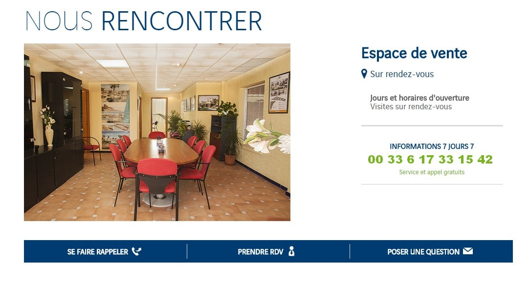 Nous rencontrer - MCB immobilier Costa Blanca